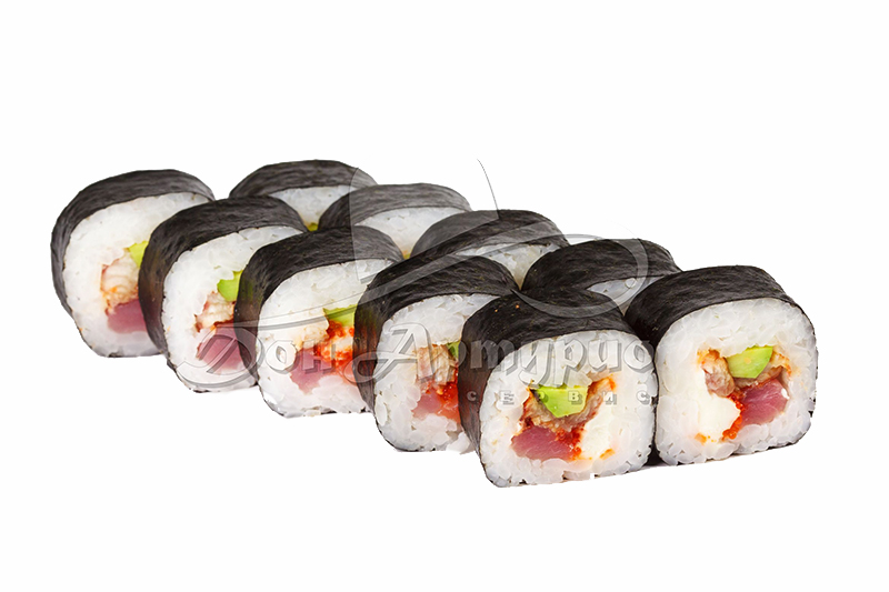 доставка суши от фудзи в омске
